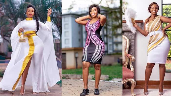 6 Delightful Photos of Muthoni Wa Mukiri's Beautiful Sister Nessy