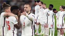Euro 2020: Luke Shaw Reveals how England Squad Has Reacted to Bukayo Saka's Penalty Heartbreak