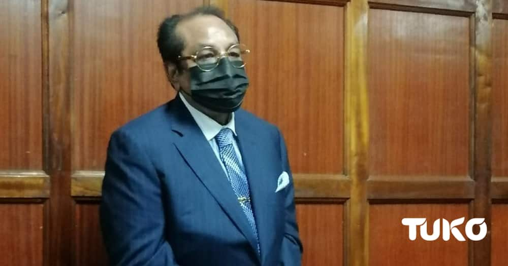 Mohan Galot was accused of evading tax totalling to KSh 2 billion.