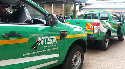 NTSA portal: account registration and vehicle search
