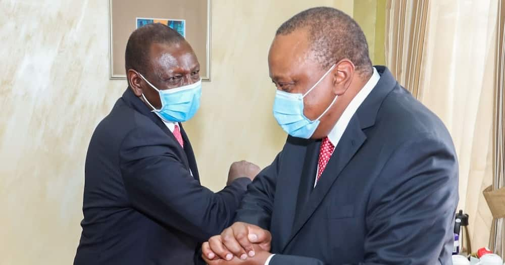 EX-IEBC commissioner Roselyn Akombe claims Uhuru, Ruto are secretly working together