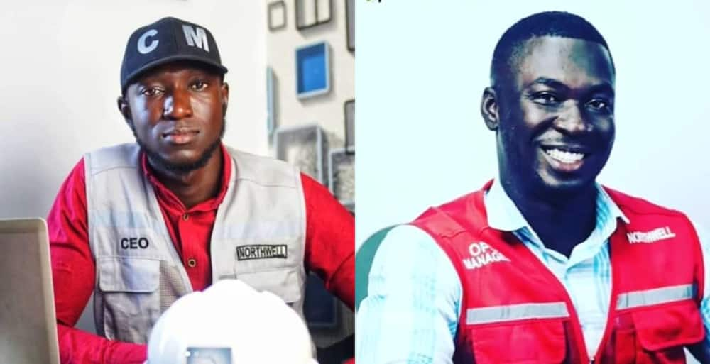 Vincent Sayibu: 28-year-old Ghanaian CEO Gives his Worker GHc30,000 for Being Loyal to him