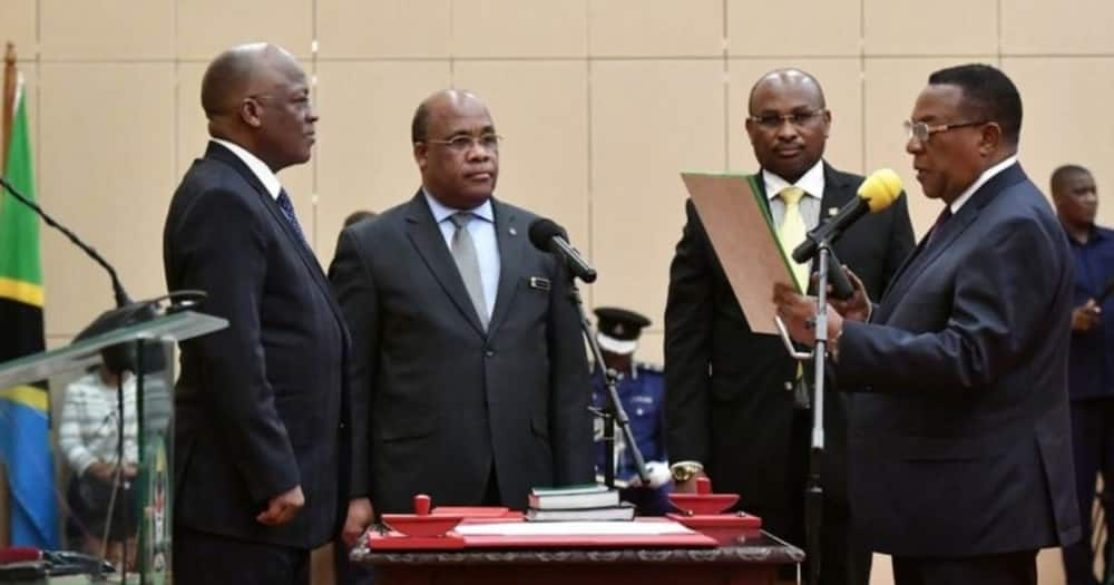 Viral Photo of Magufuli, 3 Other Leaders Who Died in Quick Succession Leave Many in Pain