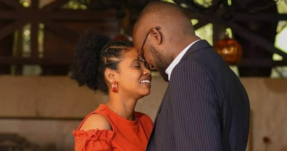Kenyan businessman hires chopper for his fancy marriage proposal to girlfriend