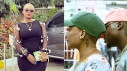 Harmonize's Ex-lover Kajala Finally Covers Tattoo of Singer's Initial Months after He Got Rid of Hers