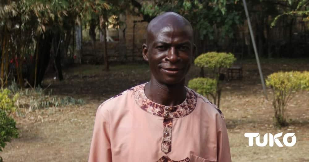 Felix Jarongo Odeny. Photo: By Zabbibah Adhiambo.