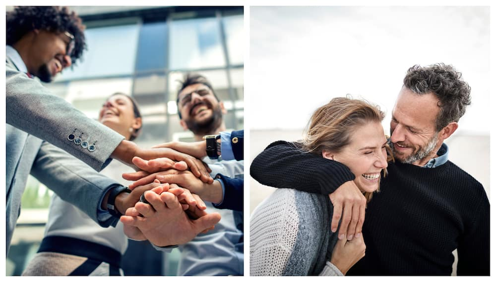 working relationship different from a personal relationship