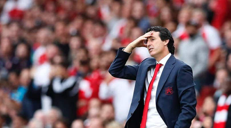 Unai Emery reveals only way Arsenal can bounce back after Watford collapse