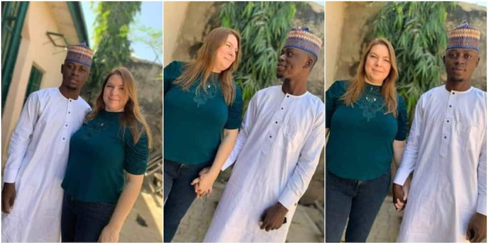 46-year-old American woman set to marry 23-year-old Nigerian lover