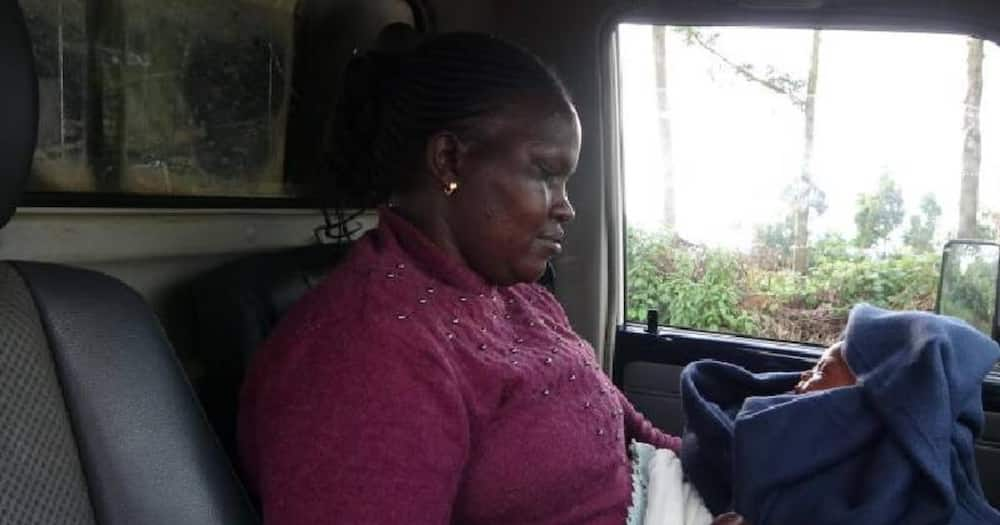 Wesley Rono reported his wife to police for faking pregnancy for nine months.