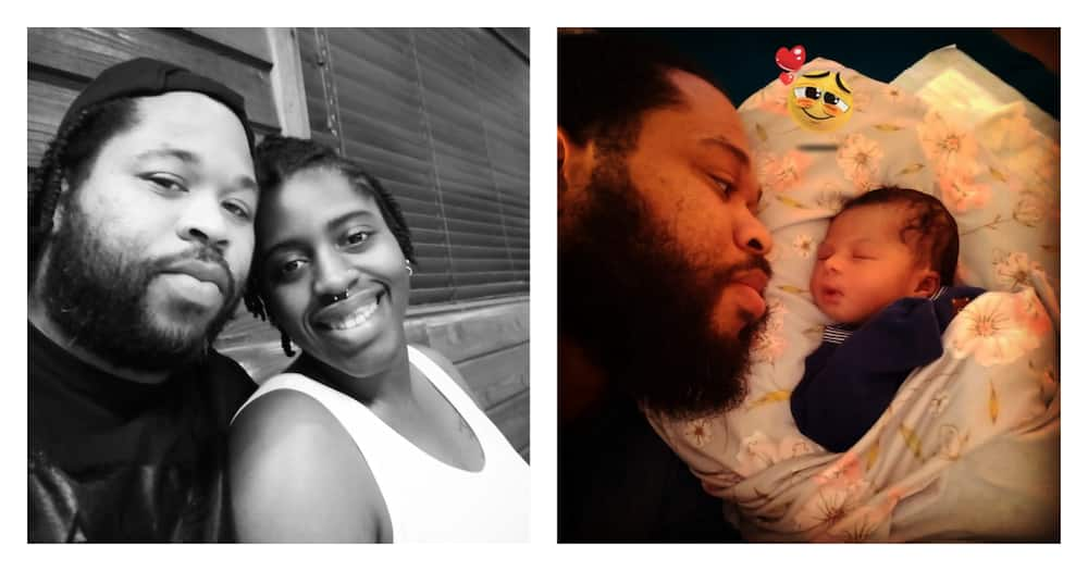 Parenting: Father overjoyed as wife gives birth after 17yrs of waiting