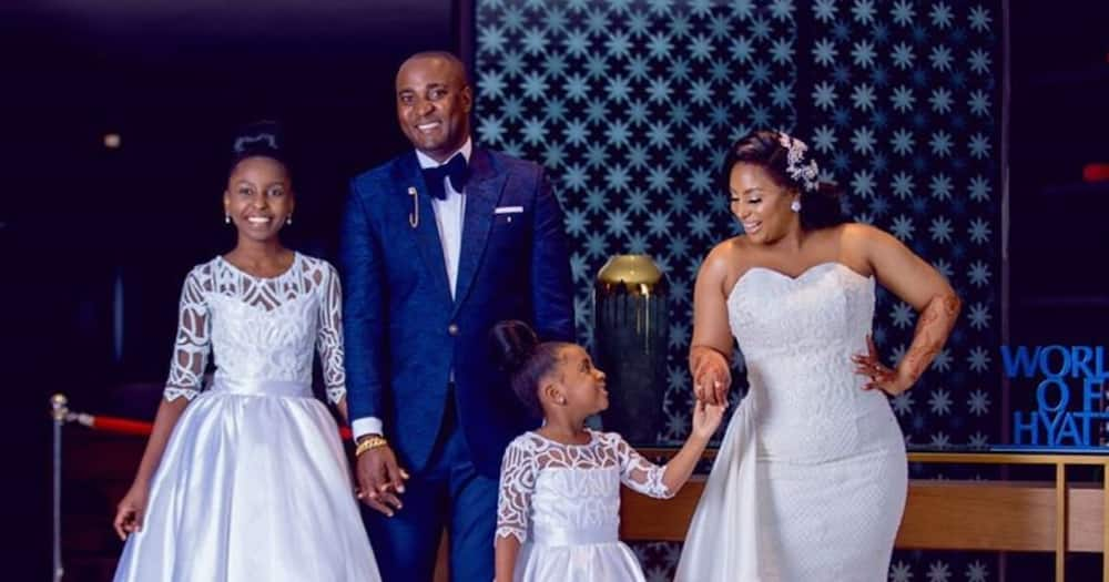 Esma Platnumz's baby daddy claims her new hubby can't handle her pride, arrogance like him