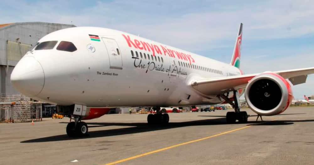 Kenya Airways Suspends Flights to UK to Conform to Gov't Directives