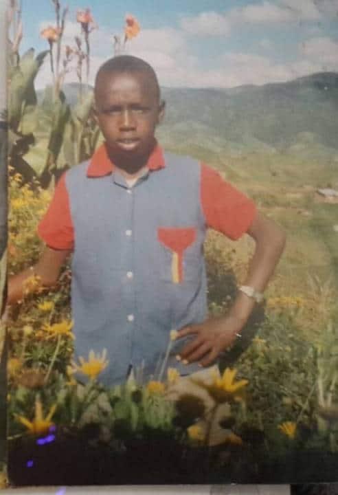 Picha za tbt za seneta Kipchumba Murkomen zasisimua mitandao