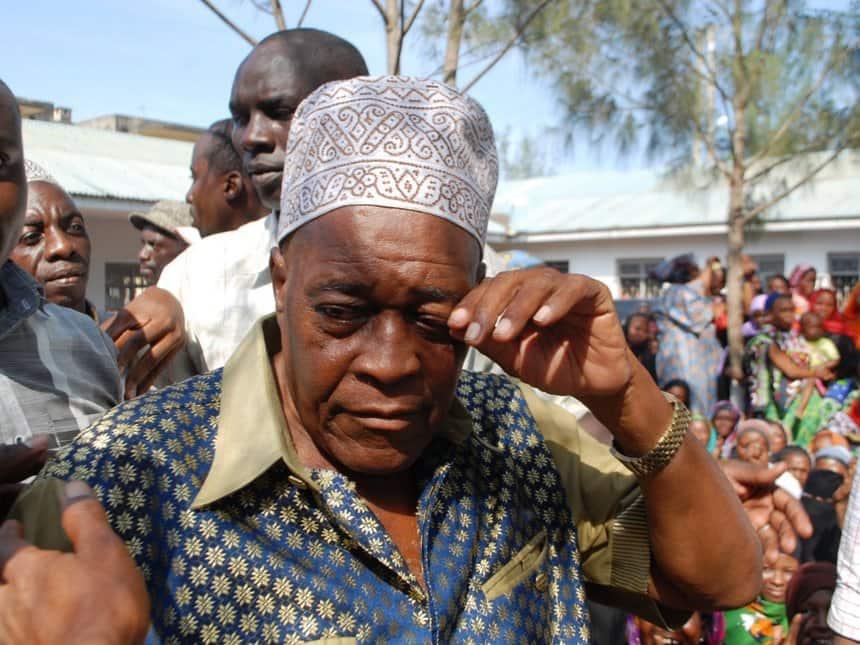 Rais Uhuru amuomboleza mwanasisa mkongwe Masoud Mwahima