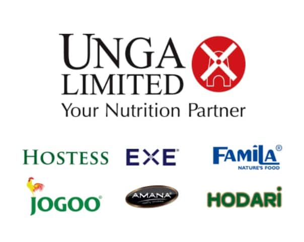 Unga Limited contacts and branches