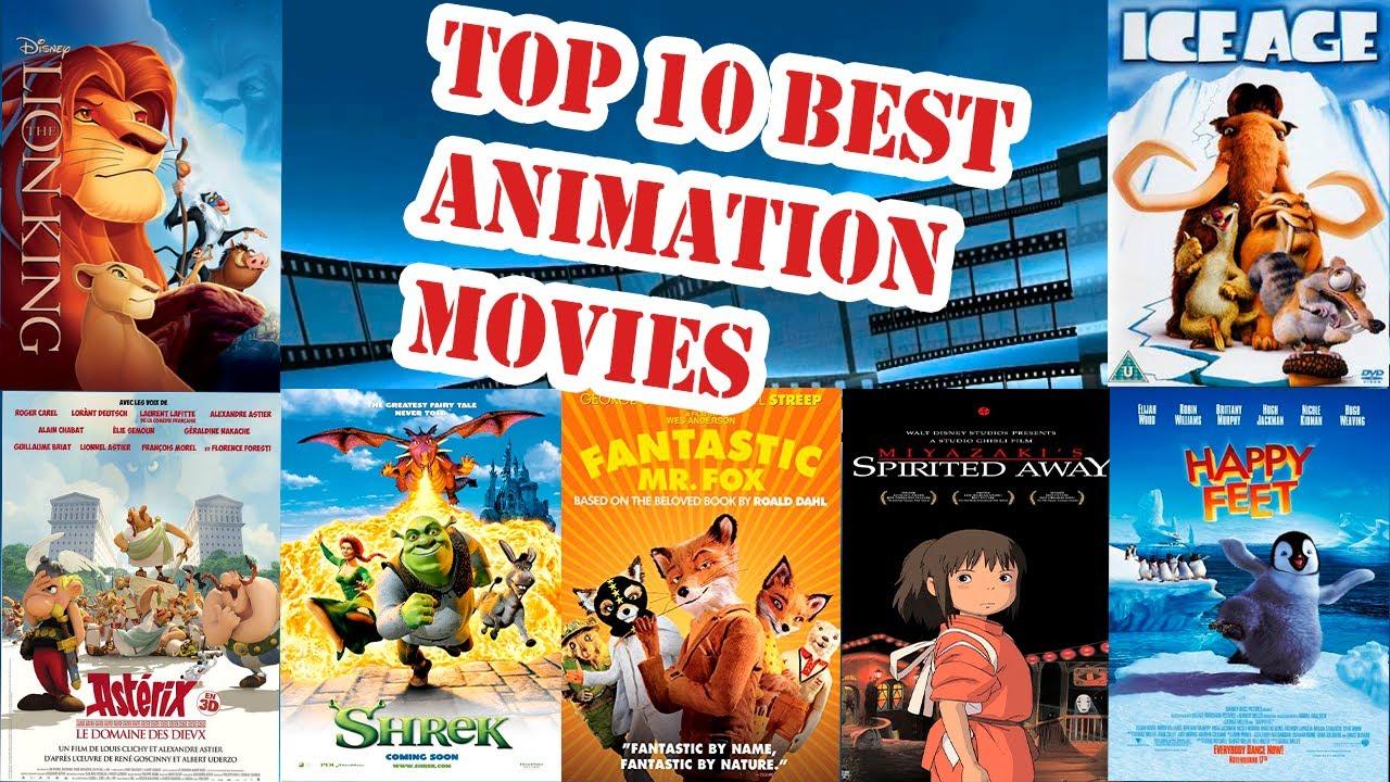 Top 10 Best Cartoon Movies Best Animated Movies Of All Time Tuko Co Ke