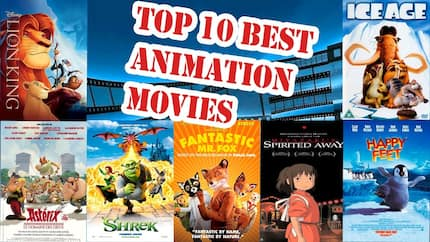 Top 10 best cartoon movies- best animated movies of all time