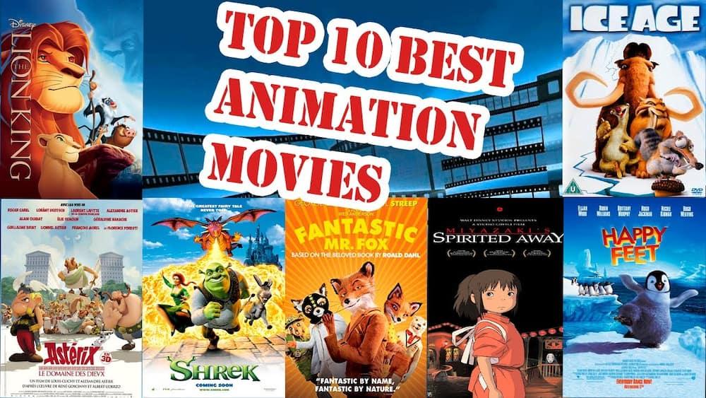 best cartoon movies