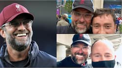 Euro 2020: Fans Left Confused after Spotting Jürgen Klopp Lookalike Cheering England at Wembley