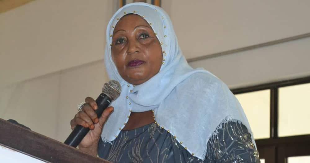 Politician Zainab Chidzuga. Photo: Zainab Chidzuga.