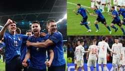 Euro 2020: Clinical Italy Stun Spain 4-2 at Wembley During Epic Shoot-Out to Reach Final