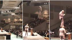 Bartholomew Orr: Pastor Who Went Viral for 'Flying' Into Church to Deliver Sermon to Congregation