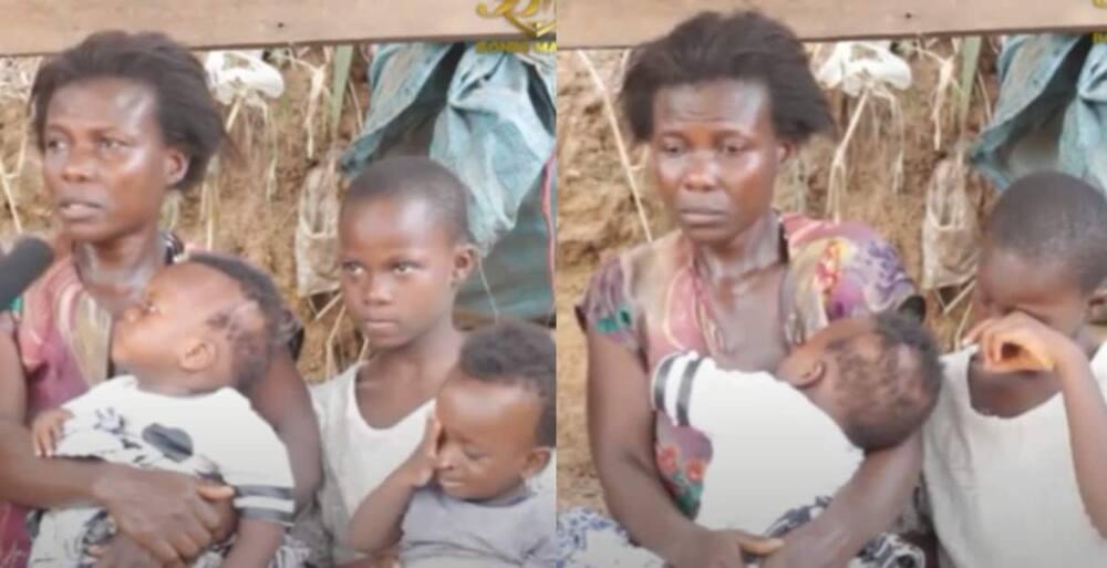 Abena Yeboah: My Husband ran away After Hearing I am Pregnant with Triplets