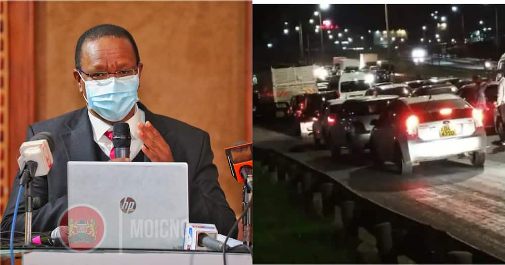 PS Kibicho urged members of the public to follow basic rules and be home by 10 pm.