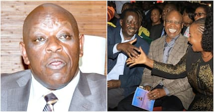 Ex-Jubilee senator accuses Kiambu leaders of skipping Raila's event because he doesn't give money like Ruto