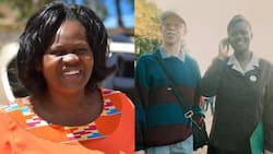 Picha ya Gladys Wanga kabla ya pesa kumuosha yawapasua mbavu Wakenya