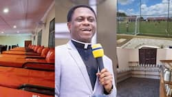 Church of Pentecost to Complete 3 more Prisons for Government Before end of 2021