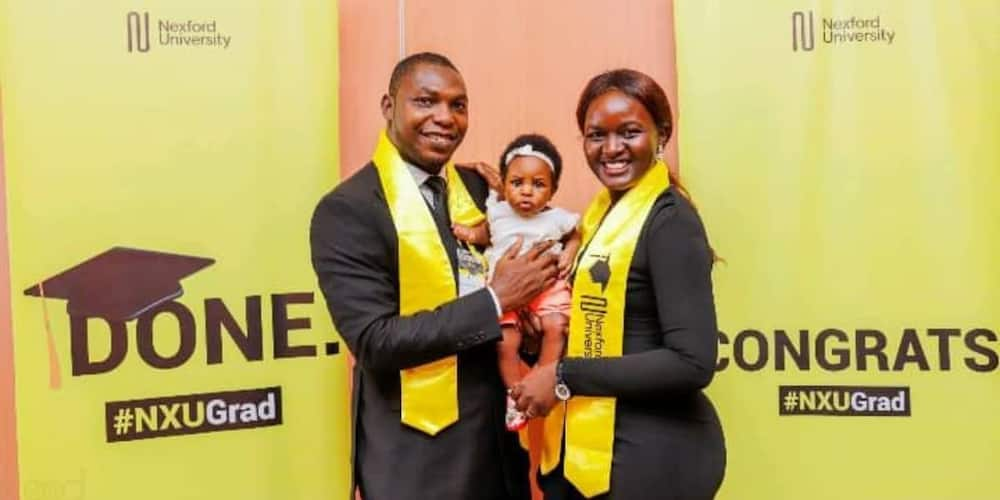 Nigerian Couple Celebrate after Graduating at the Same Time Despite Going through Challenges, Many React