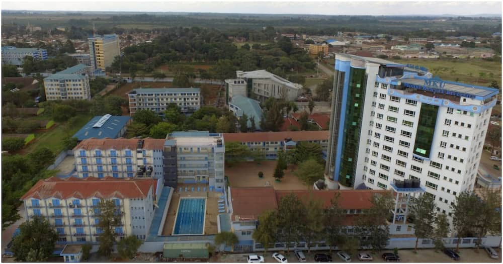 MKU has stemmed up efforts to support mental well-being, love affairs and handling rejections for all students.