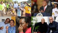 Vituko vya Ruto, Waiguru Afichua Siri Kubwa ya Ndoa Yake na Habari Zingine Zilizozua Gumzo