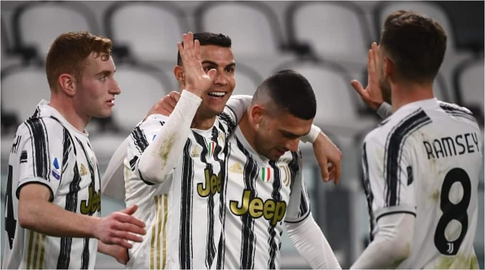 Sensational Cristiano Ronaldo sets unprecedented record with Serie A brace over Crotone