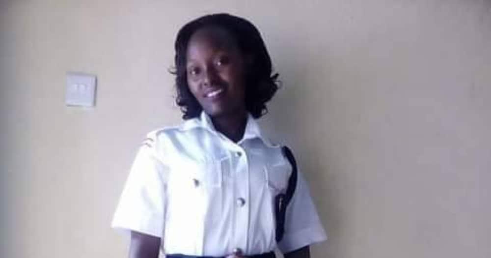 Cops of Kenya.