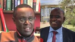 Mutahi Ngunyi amnyoa Dennis Itumbi, asema amelaaniwa kumkaidi Rais Uhuru