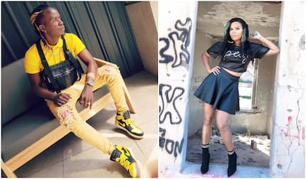 Fans convinced Willy Paul is running out of ideas after lowly collaboration with forgotten dancehall flame Cecile