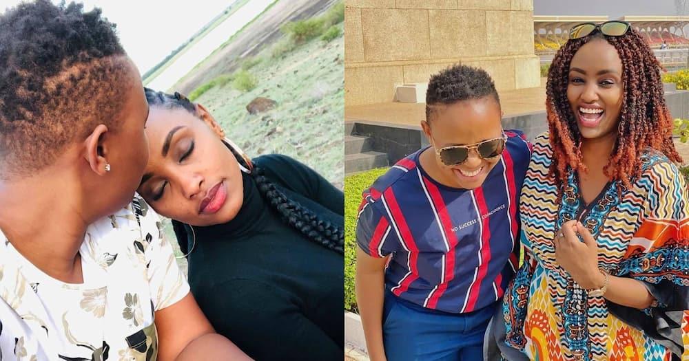 Happy humans: Michelle Ntalami, Makeni Njeri sprinkle love on social media with beautiful vacay photos