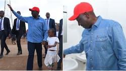 William Ruto afunzwa sheng' ya kidijitali mtaani Dandora