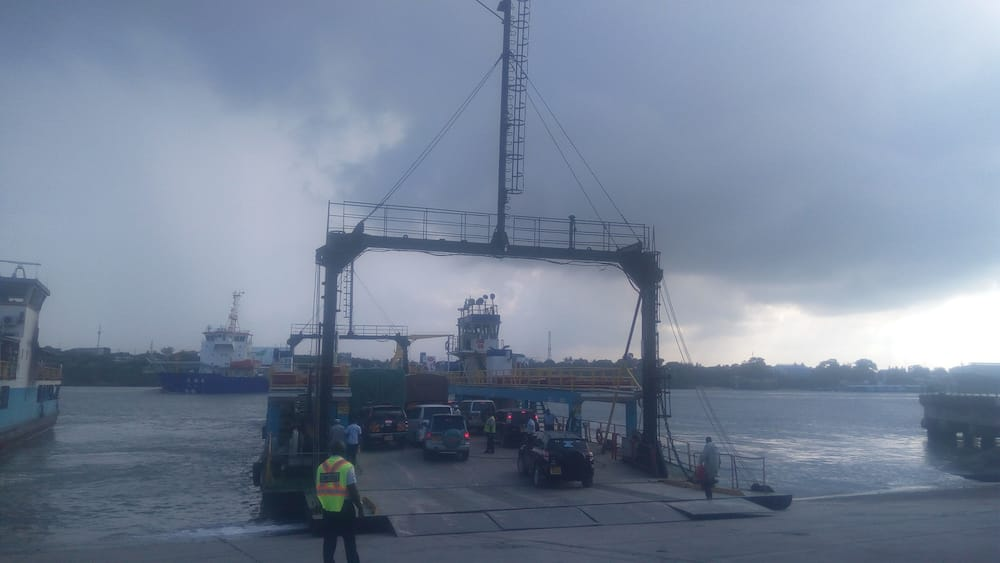 Likoni ferry: Body of man who jumped off MV Harambee into Indian Ocean recovered