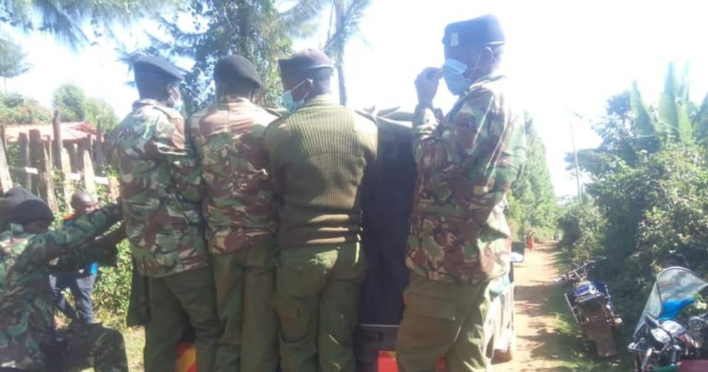 Jumapili ya mauti: DCI wakamata jamaa aliyeua mkewe na wanao wawili Mbeere