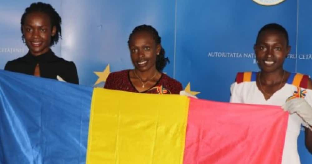 3 Kenyan Athletes Acquire Romanian Citizenship for Better Opportunities on World Stage