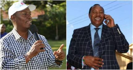 William Kabogo blames successor Waititu for destroying expensive stadium he built during his term