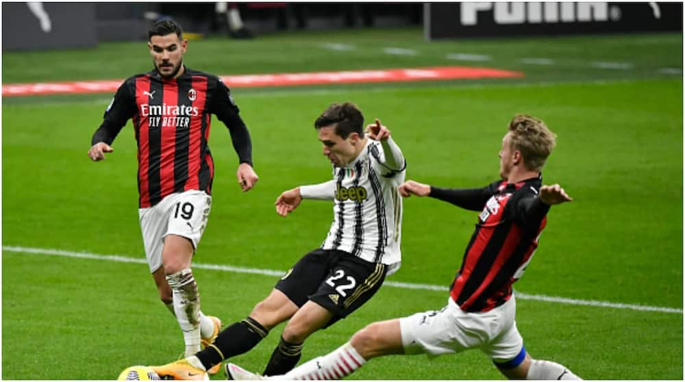 AC Milan vs Juventus: Federico Chiesa bags brace in Rossoneri's 3-1 win at San Siro