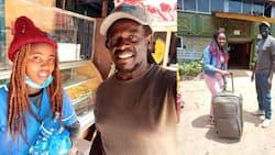 Kiambu Woman Fired by Supermarket for Taking Selfie with Celebrity Gets New Job at Prestigious Hotel