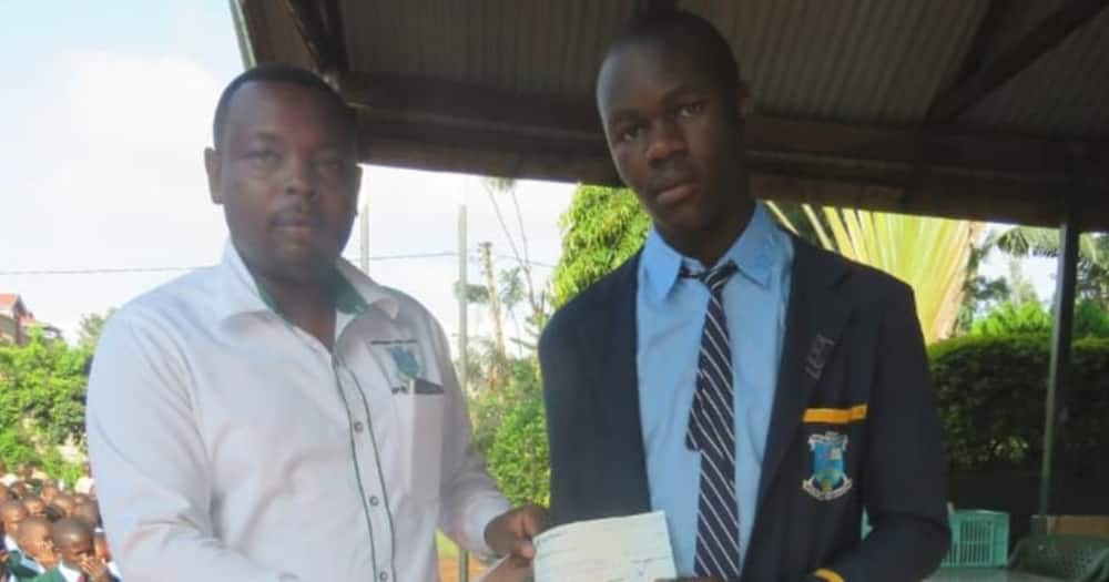 Robinson Simiyu: KCSE Top Candidate Says He Didn't Expect to Lead, Shows Interest in Oncology