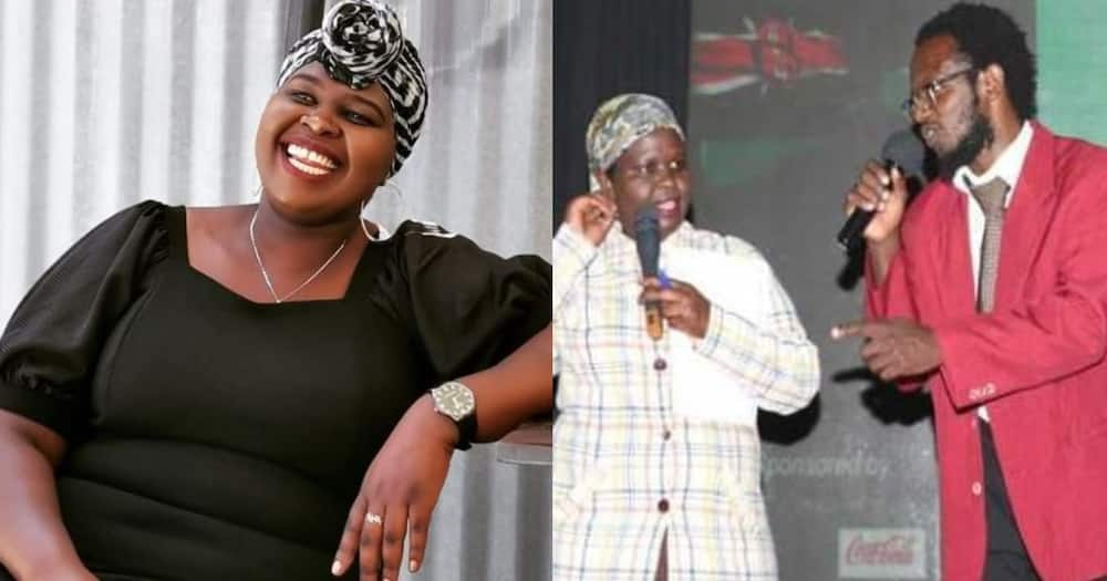 """Comedian Hamo Issues Heartfelt Apology to Fans, Baby Mama: I'm Working to Be Better """""""