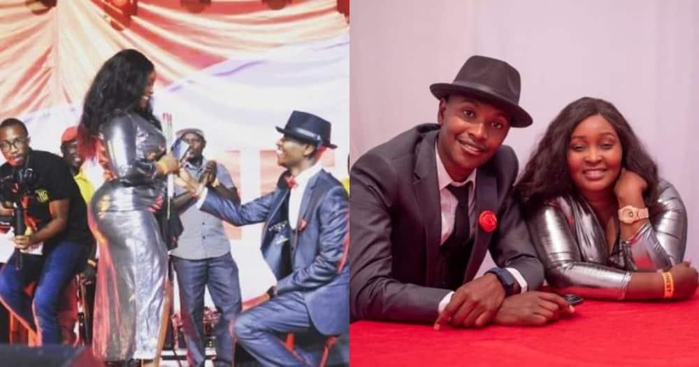 Samidoh Romantically Dedicates Kikuyu Love Song to Wife Edday on Her Birthday